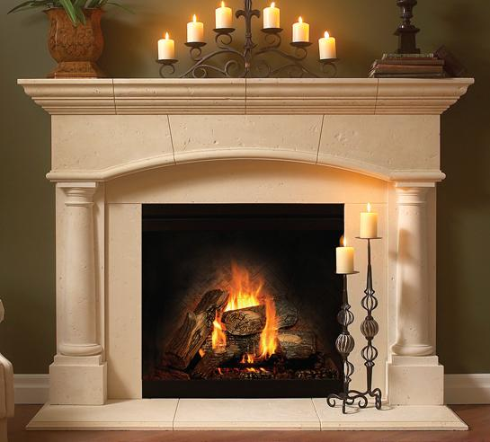 Fireplace Surrounds And Hearths At The Balmer Fireplace Mantel Store